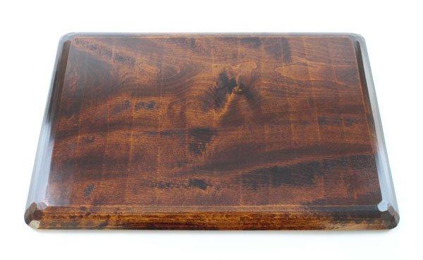 画像3: 長角盆 すり漆