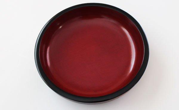 画像2: 菓子鉢内後藤塗【小】