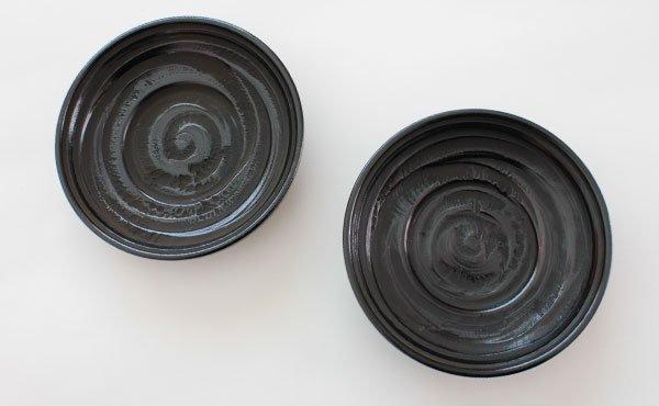 画像3: 茶托 象谷塗 5枚組